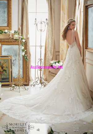 Morilee - 2883 - All Dressed Up, Bridal Gown - Morilee - - Wedding Gowns Dresses Chattanooga Hixson Shops Boutiques Tennessee TN Georgia GA MSRP Lowest Prices Sale Discount