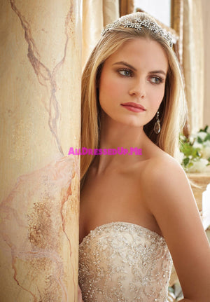Morilee - 2886 - All Dressed Up, Bridal Gown - Morilee - - Wedding Gowns Dresses Chattanooga Hixson Shops Boutiques Tennessee TN Georgia GA MSRP Lowest Prices Sale Discount