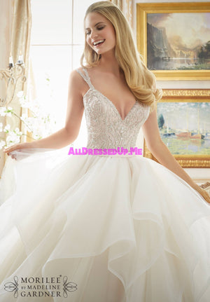 Morilee - 2887 - All Dressed Up, Bridal Gown - Morilee - - Wedding Gowns Dresses Chattanooga Hixson Shops Boutiques Tennessee TN Georgia GA MSRP Lowest Prices Sale Discount