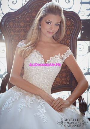 Morilee - 2889 - All Dressed Up, Bridal Gown - Morilee - - Wedding Gowns Dresses Chattanooga Hixson Shops Boutiques Tennessee TN Georgia GA MSRP Lowest Prices Sale Discount