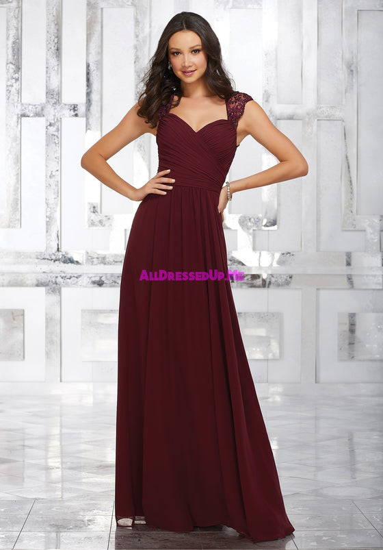 Mori Lee Bridesmaids - 21534 - All Dressed Up, Bridesmaids - Morilee - - Dresses Wedding Chattanooga Hixson Shops Boutiques Tennessee TN Georgia GA MSRP Lowest Prices Sale Discount