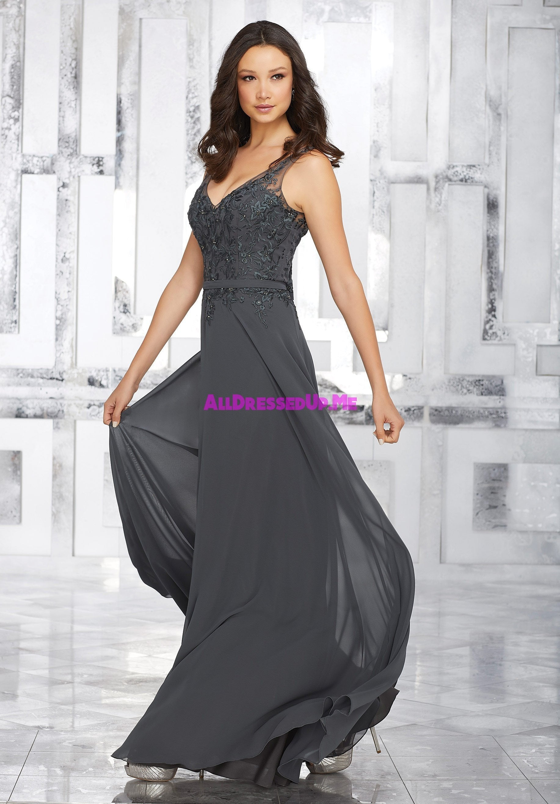 a16ea86eabe5 Mori Lee Bridesmaids - 21544 - All Dressed Up, Bridesmaids - Morilee - -  Dresses
