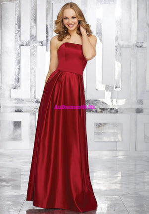 Mori Lee Bridesmaids - 21548 - All Dressed Up, Bridesmaids - Morilee - - Dresses Wedding Chattanooga Hixson Shops Boutiques Tennessee TN Georgia GA MSRP Lowest Prices Sale Discount