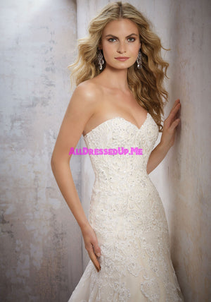 Morilee - Mackinley - 8102 - All Dressed Up, Bridal Gown - Morilee - - Wedding Gowns Dresses Chattanooga Hixson Shops Boutiques Tennessee TN Georgia GA MSRP Lowest Prices Sale Discount