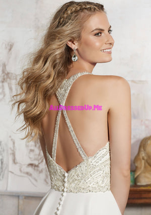 Morilee - Maelani - 8106 - All Dressed Up, Bridal Gown - Morilee - - Wedding Gowns Dresses Chattanooga Hixson Shops Boutiques Tennessee TN Georgia GA MSRP Lowest Prices Sale Discount