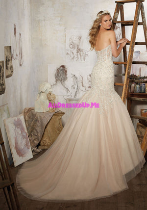 Morilee - Mariela - 8125 - All Dressed Up, Bridal Gown - Morilee - - Wedding Gowns Dresses Chattanooga Hixson Shops Boutiques Tennessee TN Georgia GA MSRP Lowest Prices Sale Discount