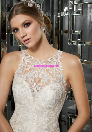 Morilee - Mimi - 8173 - All Dressed Up, Bridal Gown - Morilee - - Wedding Gowns Dresses Chattanooga Hixson Shops Boutiques Tennessee TN Georgia GA MSRP Lowest Prices Sale Discount