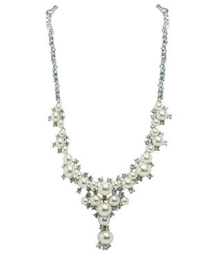 David Tutera Embellish - Nicole Necklace - All Dressed Up, Jewelry