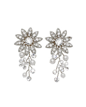 David Tutera Embellish - Shelby Earrings - All Dressed Up, Jewelry