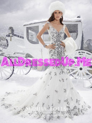 Sophia Tolli - Alex - Y21507 - All Dressed Up, Bridal Gown - Mon Cheri - - Wedding Gowns Dresses Chattanooga Hixson Shops Boutiques Tennessee TN Georgia GA MSRP Lowest Prices Sale Discount