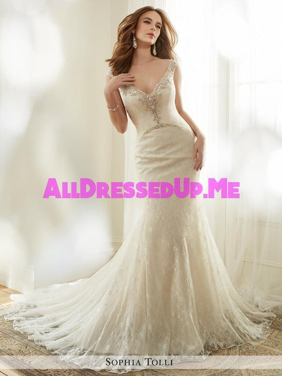 Sophia Tolli Wedding Bridal Gowns - All Page 5 - All Dressed Up ...
