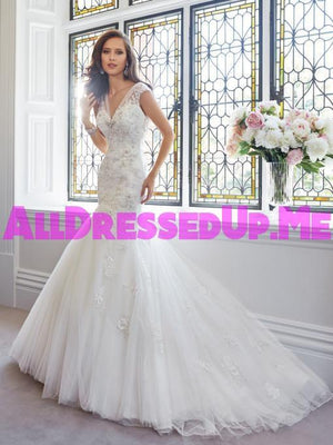 Sophia Tolli - Leslie - Y21442 - All Dressed Up, Bridal Gown - Mon Cheri - - Wedding Gowns Dresses Chattanooga Hixson Shops Boutiques Tennessee TN Georgia GA MSRP Lowest Prices Sale Discount
