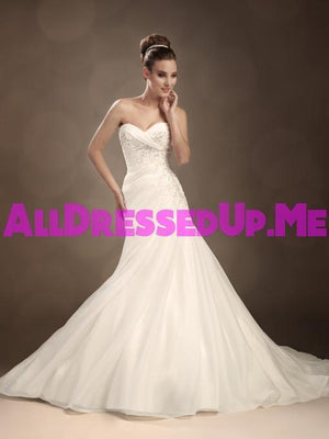 Sophia Tolli - Octavia - Y11303 - All Dressed Up, Bridal Gown - Mon Cheri - - Wedding Gowns Dresses Chattanooga Hixson Shops Boutiques Tennessee TN Georgia GA MSRP Lowest Prices Sale Discount