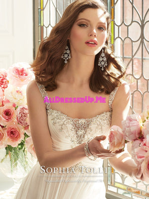 Sophia Tolli - Talulla - Y11644 - All Dressed Up, Bridal Gown - Mon Cheri - - Wedding Gowns Dresses Chattanooga Hixson Shops Boutiques Tennessee TN Georgia GA MSRP Lowest Prices Sale Discount
