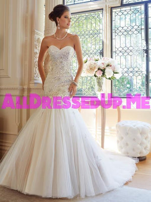 Sophia Tolli - Tilda - Y21448 - All Dressed Up, Bridal Gown - Mon Cheri - - Wedding Gowns Dresses Chattanooga Hixson Shops Boutiques Tennessee TN Georgia GA MSRP Lowest Prices Sale Discount
