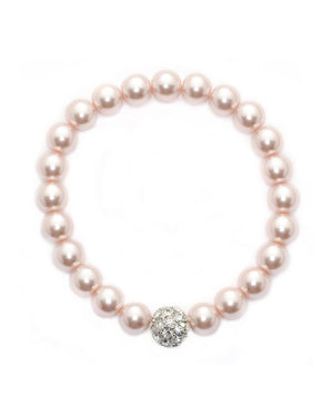 David Tutera Embellish - Sydney Crystal Ball Bracelet - All Dressed Up, Jewelry