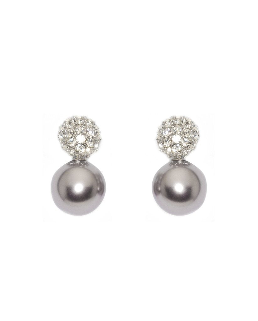 Embellish - Sydney Crystal Ball Earrings - All Dressed Up, Jewelry