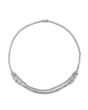 David Tutera Embellish - Vivienne Necklace - All Dressed Up, Jewelry