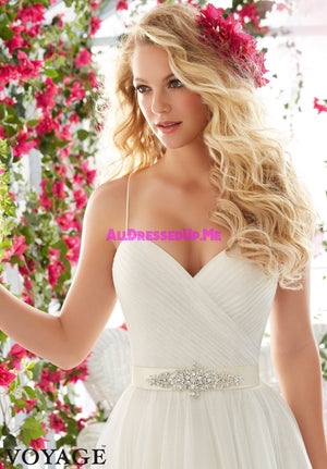 Voyage - 6812 - All Dressed Up, Bridal Gown - Morilee - - Wedding Gowns Dresses Chattanooga Hixson Shops Boutiques Tennessee TN Georgia GA MSRP Lowest Prices Sale Discount