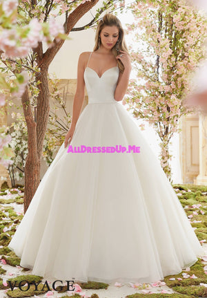 Voyage - 6831 - All Dressed Up, Bridal Gown - Morilee - - Wedding Gowns Dresses Chattanooga Hixson Shops Boutiques Tennessee TN Georgia GA MSRP Lowest Prices Sale Discount