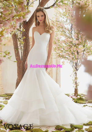 Voyage - 6837 - Cheron's Bridal, Wedding Gown - Morilee - - Wedding Gowns Dresses Chattanooga Hixson Shops Boutiques Tennessee TN Georgia GA MSRP Lowest Prices Sale Discount