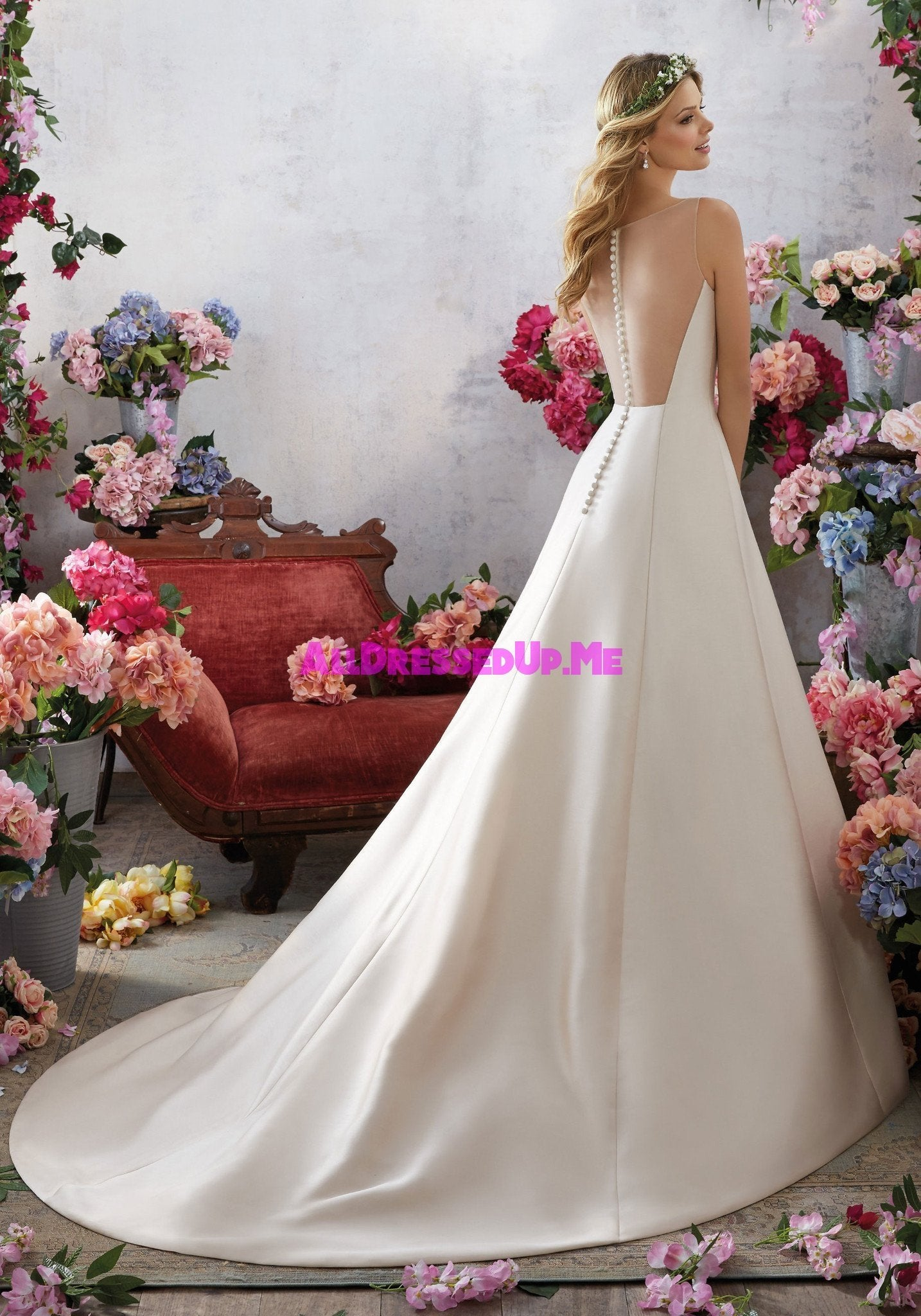 Voyage - Melody - 6858 - All Dressed Up, Bridal Gown - All Dressed ...