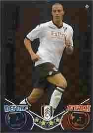 Bobby ZAMORA Star Player Individual Match Attax 2010/11 Trading Card