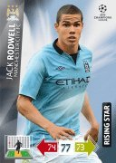 Champions League Adrenalyn XL 2012/2013 Jack Rodwell 12/13 Rising Star