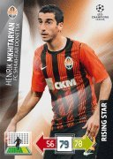 Champions League Adrenalyn XL 2012/2013 Henrik Mkhitaryan 12/13 Rising Star