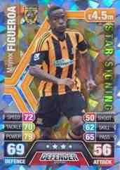 Match Attax 2013/2014 Maynor Figueroa Hull City Star Signing 13/14