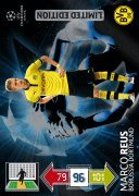Champions League Adrenalyn XL 2012/2013 Marco Reus 12/13 Limited Edition