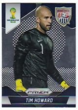 Panini Prizm World Cup Brazil 2014 Base Card # 66 Tim Howard United States