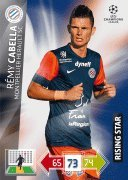 Champions League Adrenalyn XL 2012/2013 Remy Cabella 12/13 Rising Star