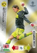 Champions League Adrenalyn XL 2012/2013 Roman Weidenfeller 12/13 Goal Stopper
