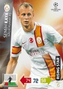 Champions League Adrenalyn XL 2012/2013 Semih Kaya 12/13 Rising Star