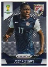 Panini Prizm World Cup Brazil 2014 Base Card # 71 Jozy Altidore United States