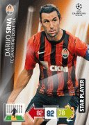 Champions League Adrenalyn XL 2012/2013 Darijo Srna 12/13 Star Player