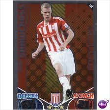 Ryan SHAWCROSS Star Player Individual Match Attax 2010/11 Trading Card