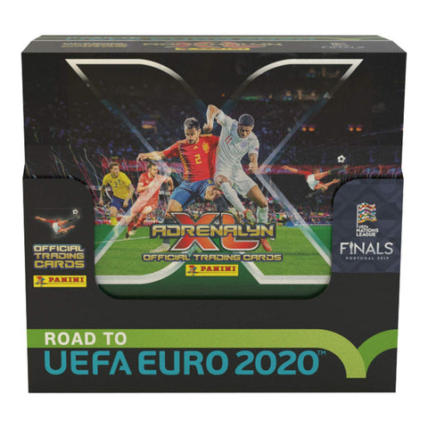 Panini Road To Euro 2020 Adrenalyn XL 36 Packs