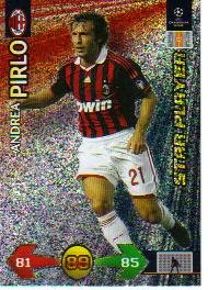 Champions League Super Strike 09-10 STAR Pirlo