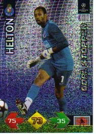 Champions League Super Strikes 09-10 STOPPER Helton