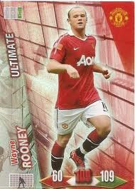 Manchester United Adrenalyn XL 2010/2011 Wanye Rooney Ultimate 10/11