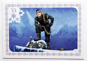 Disney Frozen Kristoff Movie Story Trading Card #55
