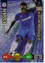 Champions League Super Strikes 09-10 STAR Essien