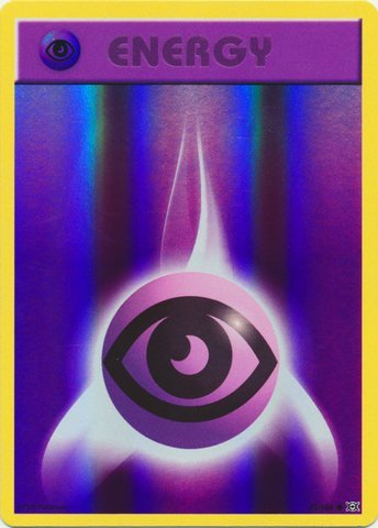 Pokemon - Psychic Energy (95/108) - XY Evolutions - Reverse Holo