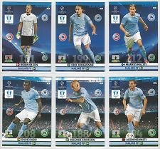 Champions League Adrenalyn XL 2014/2015 Malmo Base Card Team Set 14/15