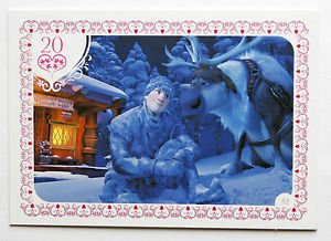 Disney Frozen Kristoff Movie Story Trading Card #52