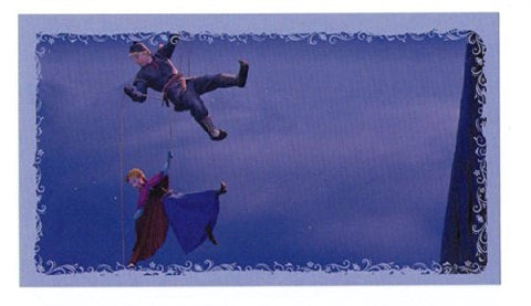 Disney Frozen Anna & Kristoff Individual Sticker No.136