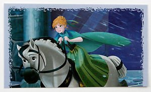 Disney Frozen Olf Movie Story Trading Card #61