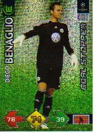 Champions League Super Strike 09-10 STOPPER Benaglio